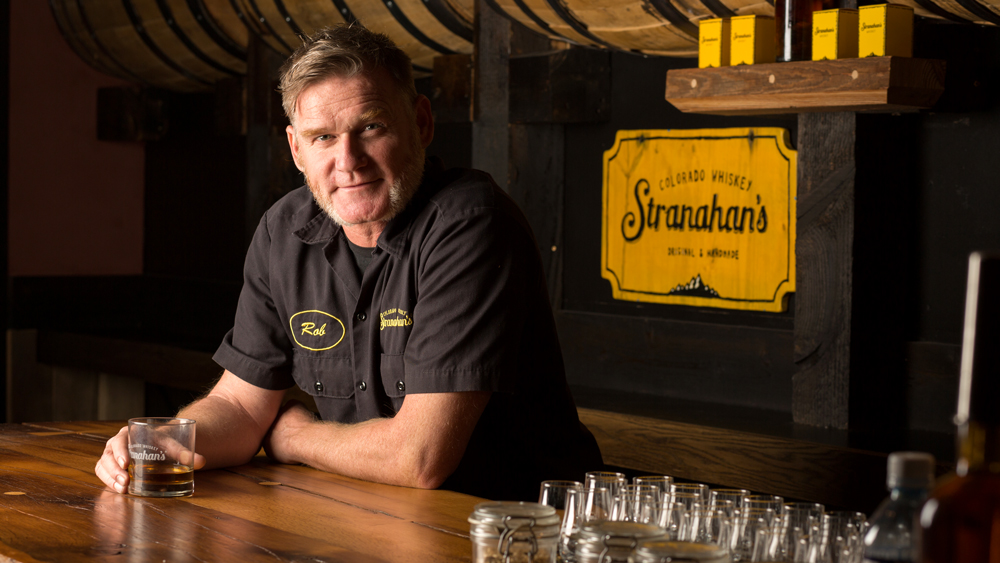 Rob Dietrich of Stranahan's Whiskey