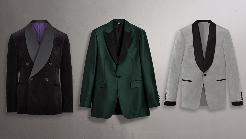 Statement Jackets for New Year's Eve