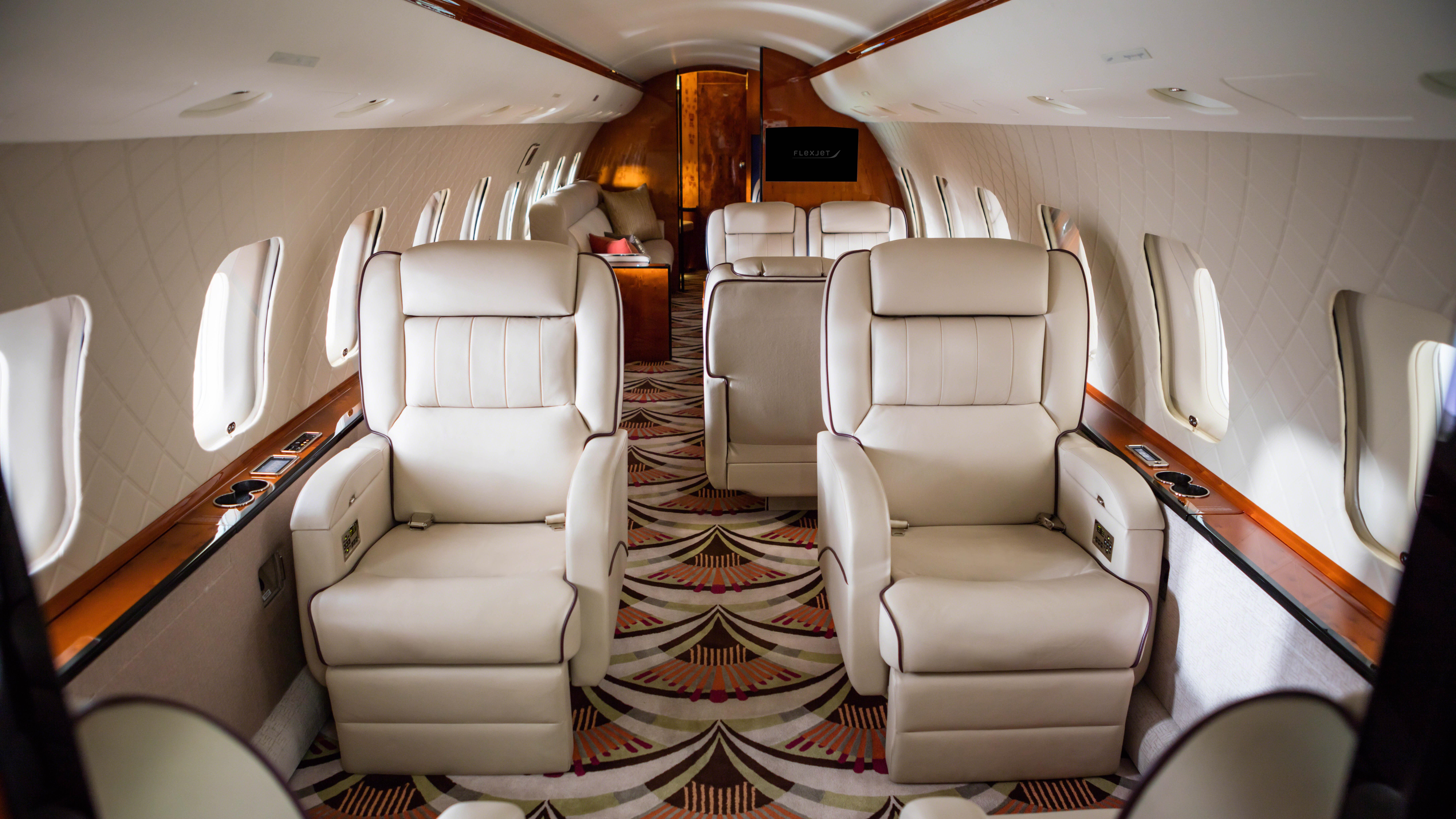 Flexjet Bombardier Global business jet private aviation
