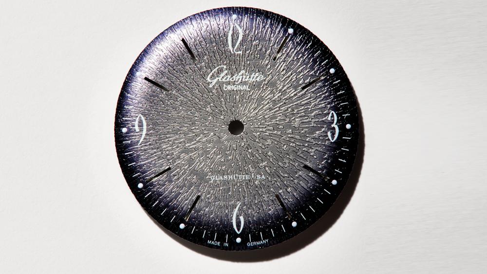 Glashütte Original dial