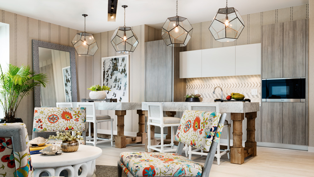 Biscayne Bay Apartment Designed by Thom Filicia