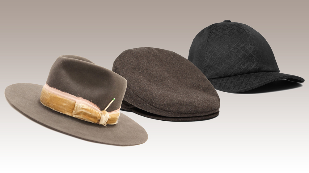 Five Classic Hats Every Man Should Own