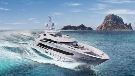 Heesen Yachts Project Maia superyacht