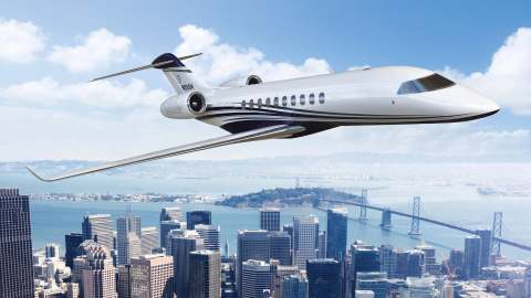 Citation Hemisphere Corporate Jet Textron