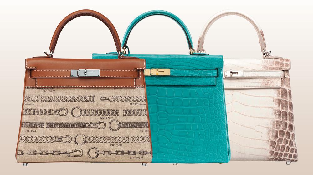 Hermès Kelly Handbags