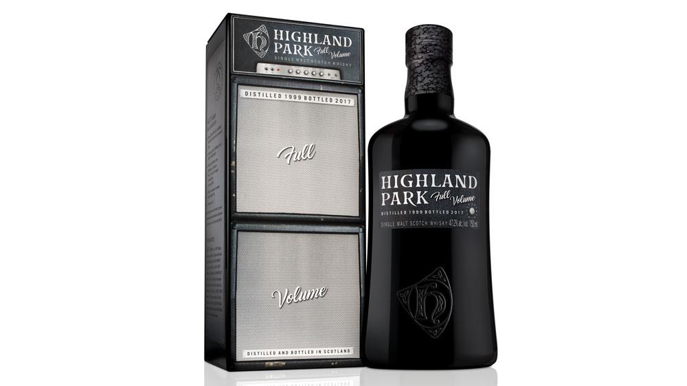 Highland Park Full Volume whisky