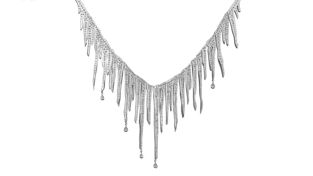 Solange Azagury-Partridge Icicle necklace