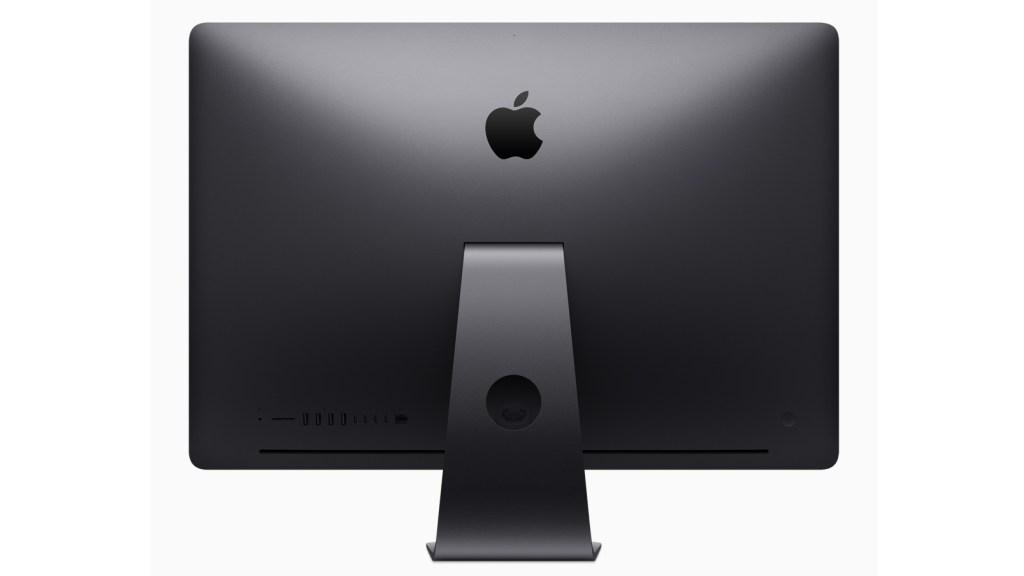 Apple iMac Pro back