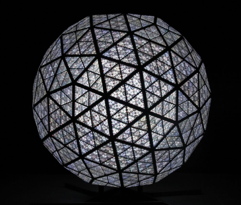 Waterford crystal New Years Eve Ball