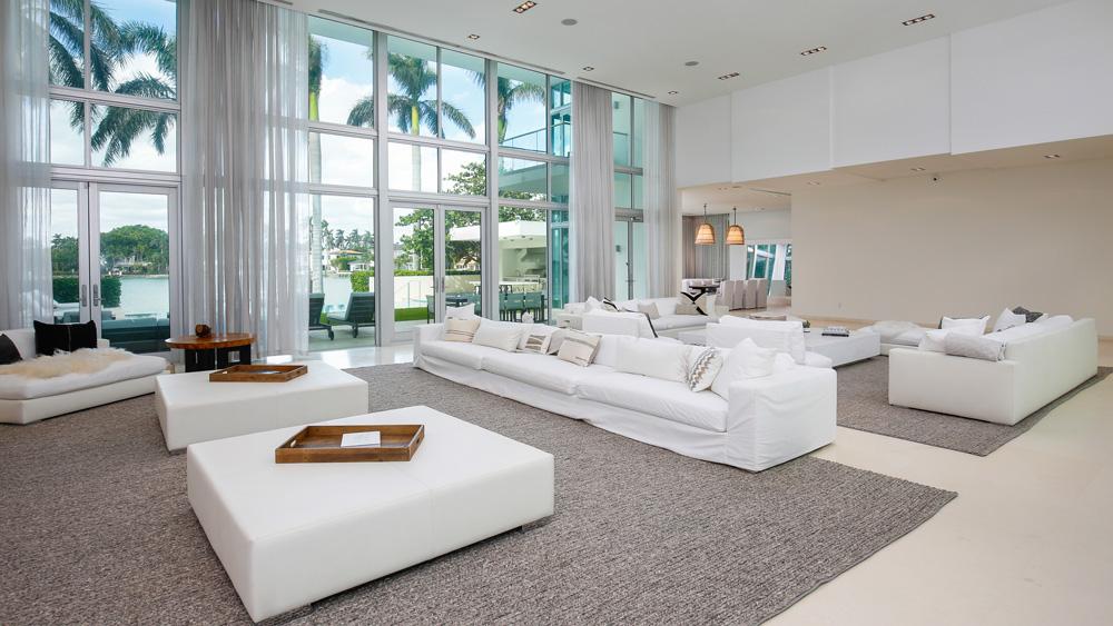 Mansion in Miami, Florida