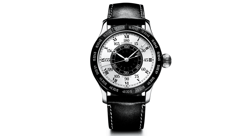 The Lindbergh Hour Angle from Longines