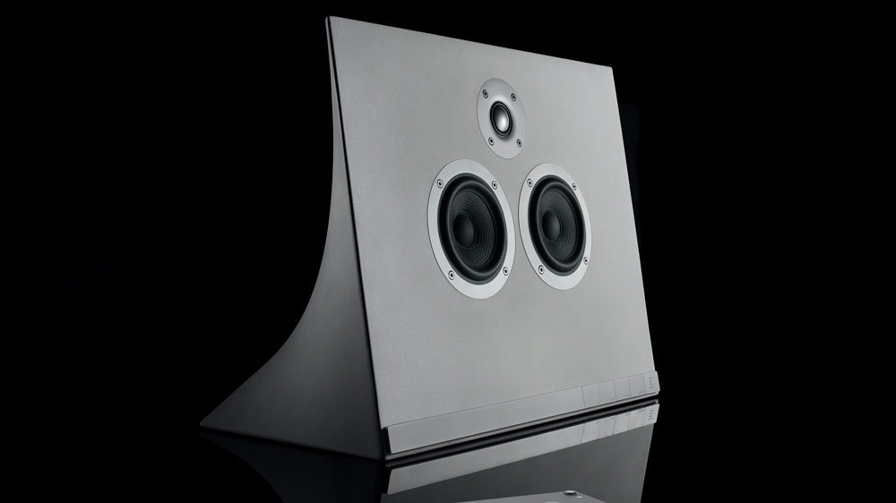 Master & Dynamic MA770 speaker designed by David Adjaye