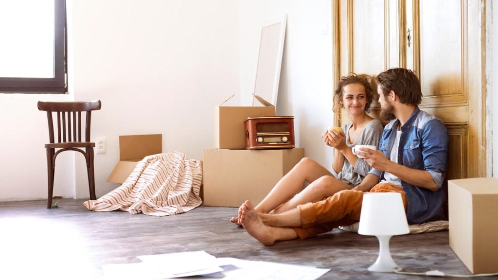 millennials buying homes