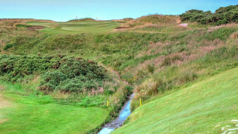 Murcar Links Hole 16