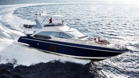 St. Regis Maldives Azimut Yacht