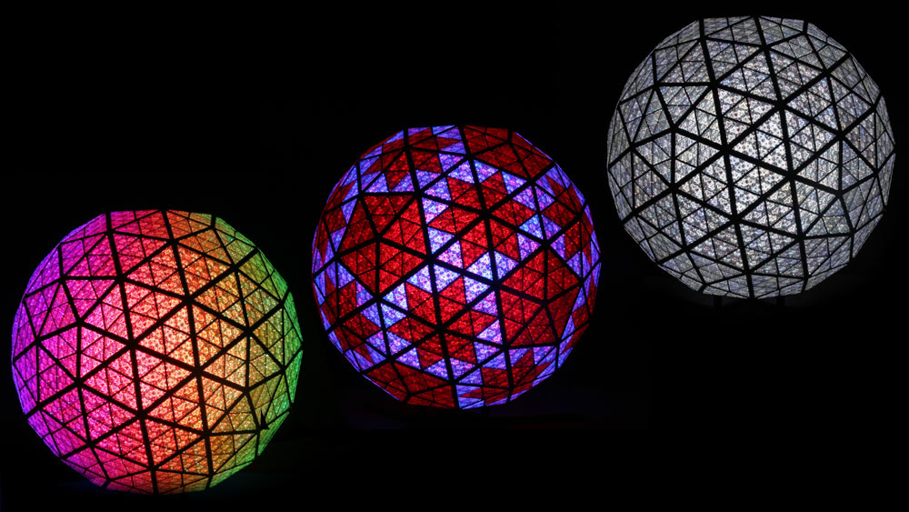 New Year's Eve Ball Waterford