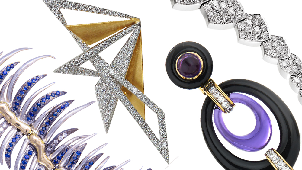 New Year's Eve Statement Earrings