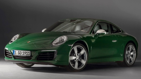 Porsche Design One Millionth 911