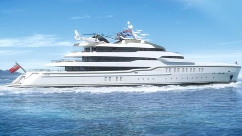 CRN 86-Meter Explorer Yacht Harrison Eidsgaard