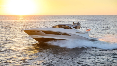 Sea Ray Signature 510 american yacht