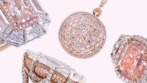 Lugano Pink Diamonds