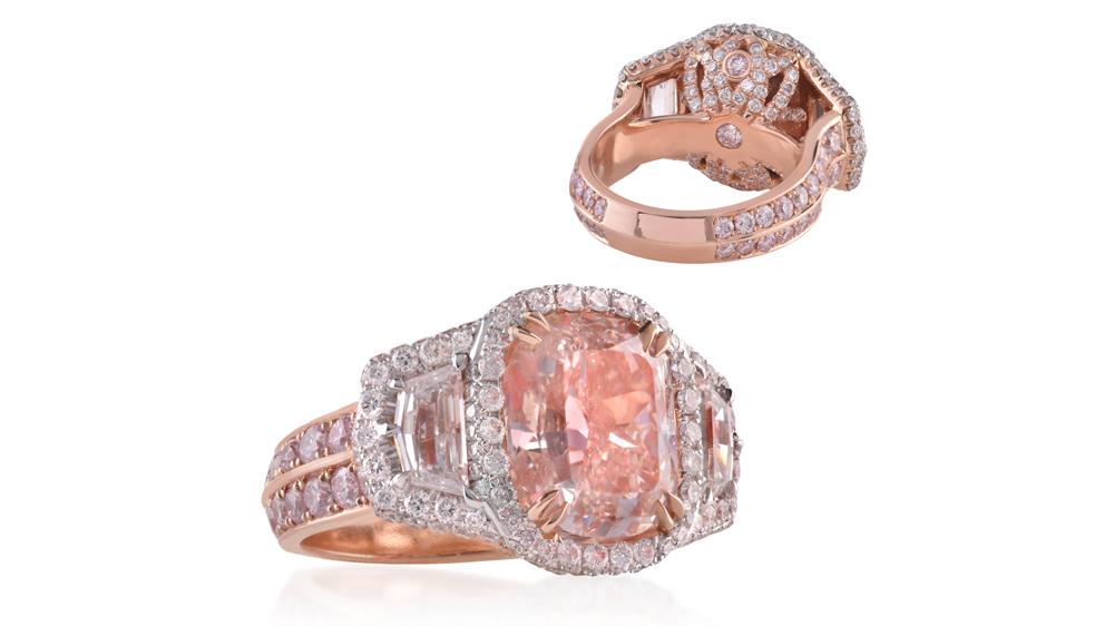 Lugano Pink Diamond
