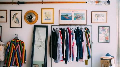 Rowing Blazers' Boston Pop-Up Shop