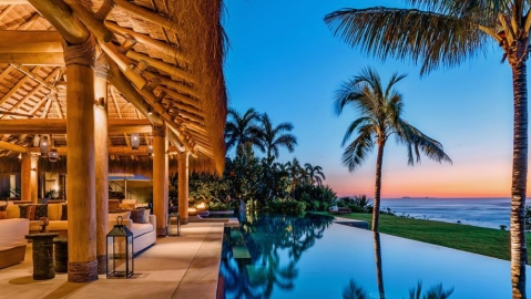 Villa for Sale in Punta de Mita, Mexico
