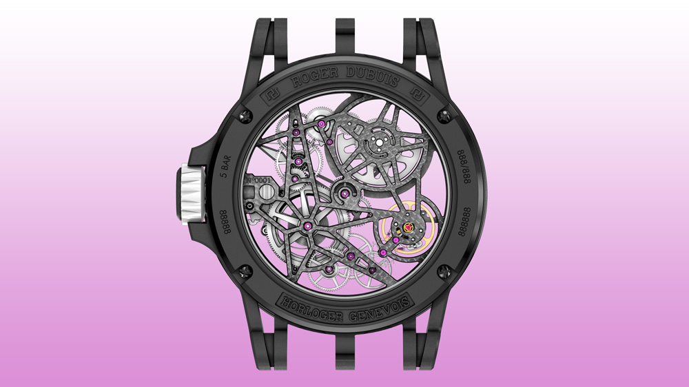 Roger Dubuis Excalibur Watch