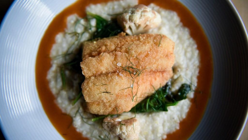 catfish grits