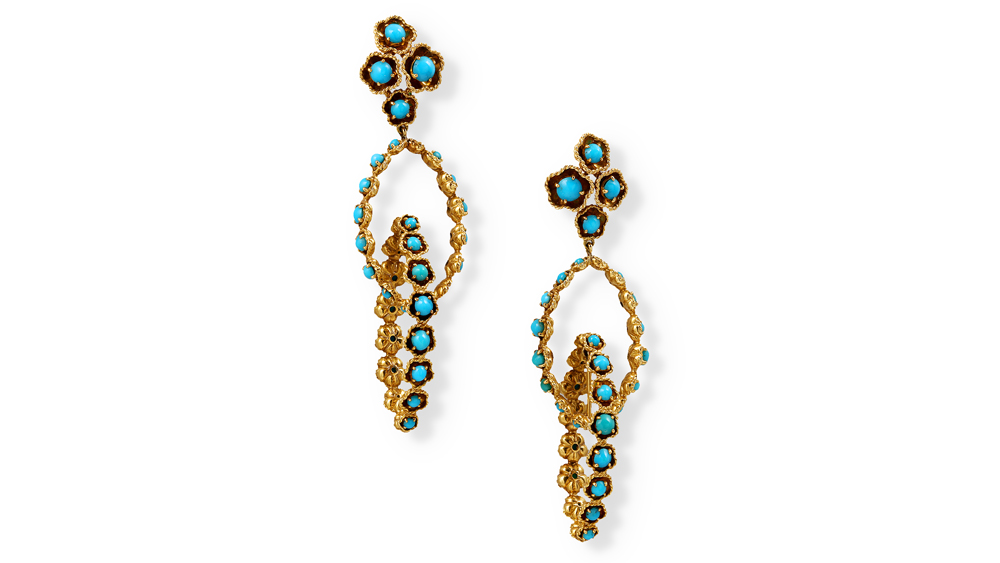 Symbolic and Chase SABBA earrings