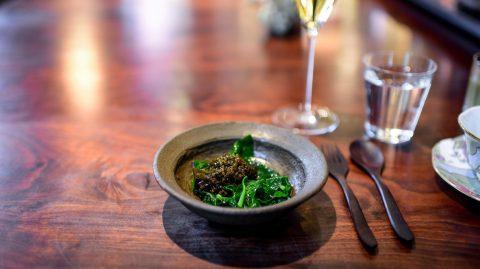 saison caviar seaweed