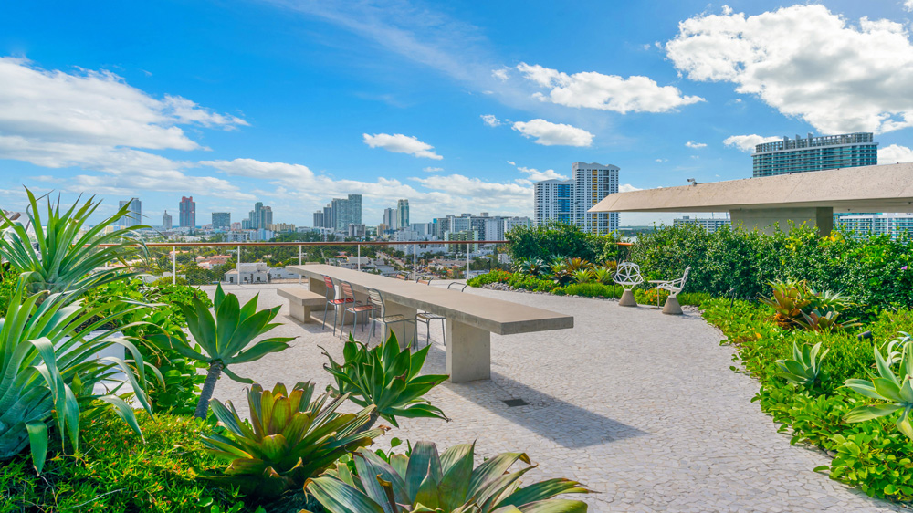 Luxury Penthouse in Miami, Florida