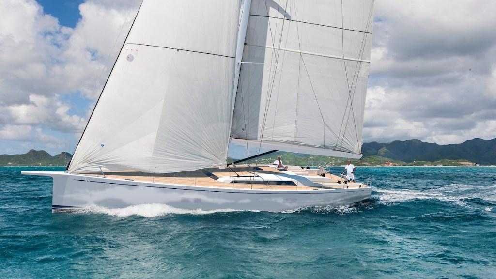Nautor's Swan Swan 65 sailing yacht