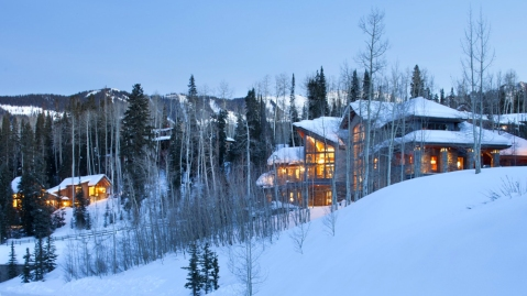 Mountain Home for Sale in Telluride, Colorado