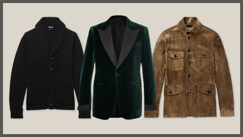 Tom Ford's Exclusive Capsule Collection for Mr Porter
