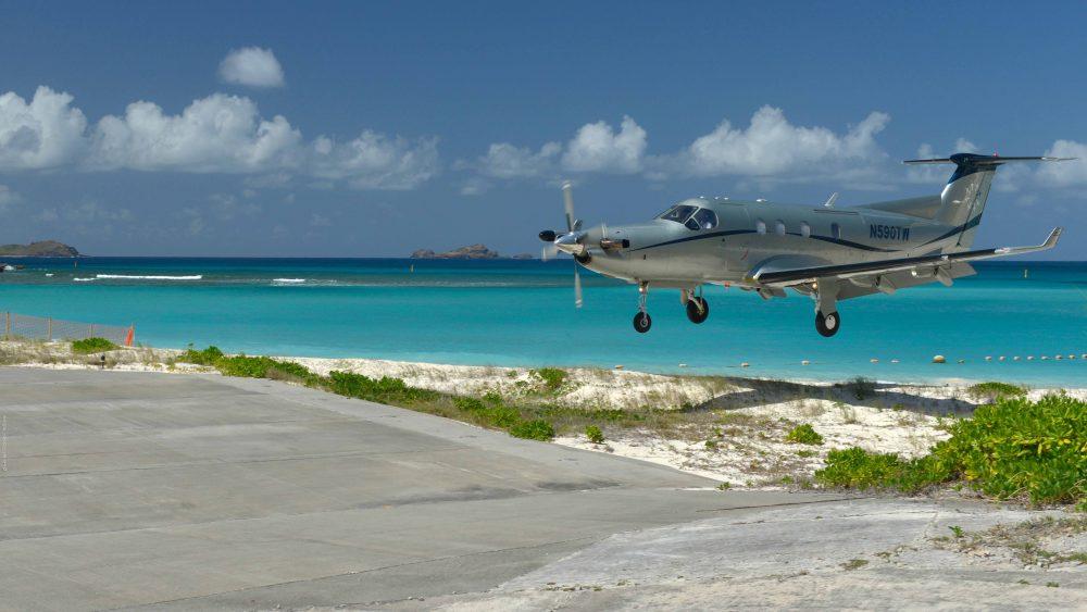 Tradewind Aviation Caribbean St. Barts