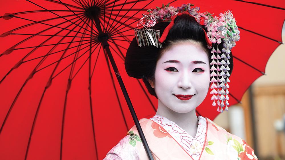 Abercrombie & Kent Japan geisha