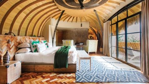 Bisate guest room