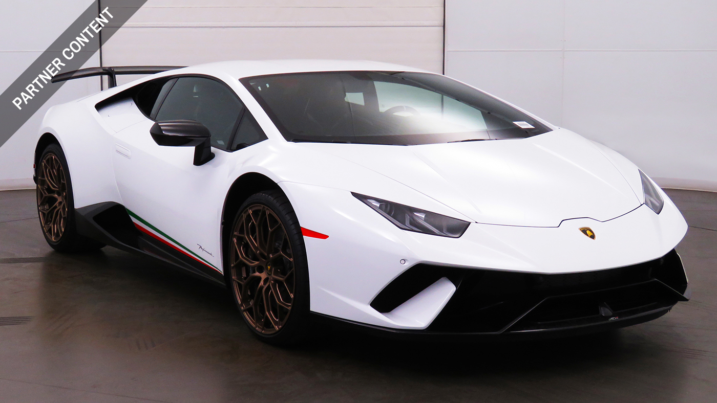 Car Of The Month 2018 Lamborghini Huracan Performante Robb Report