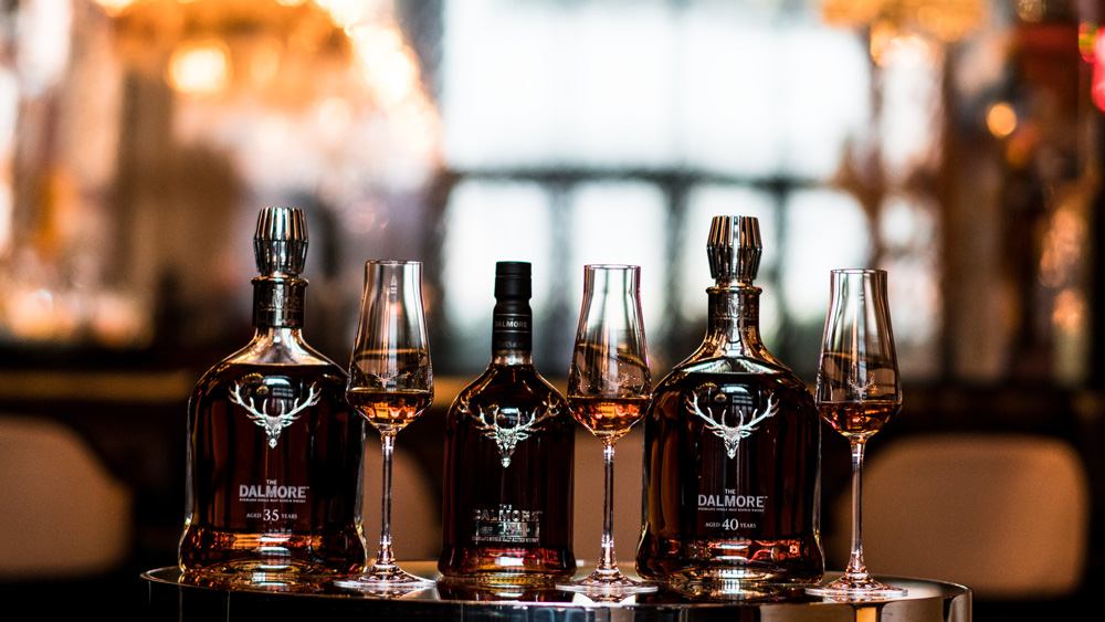 100 Years of The Dalmore at the Baccarat