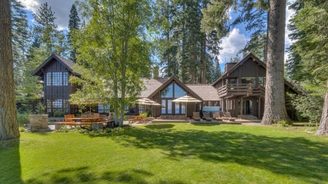 Lake Tahoe Estate in Northern California