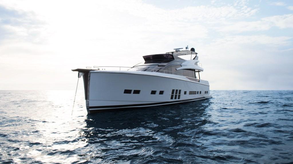 Adler Suprema Hybrid Yacht Nuvolari Lenard