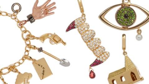 Annoushka x The Vampire's Wife jewelry