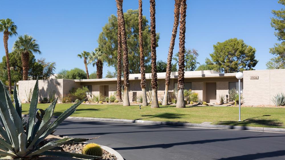 Donald Wexler architecture