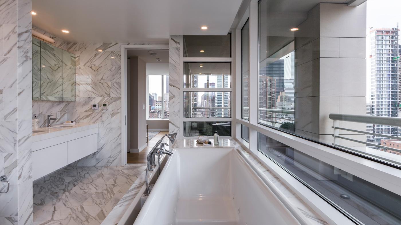 luxury condo in New York City