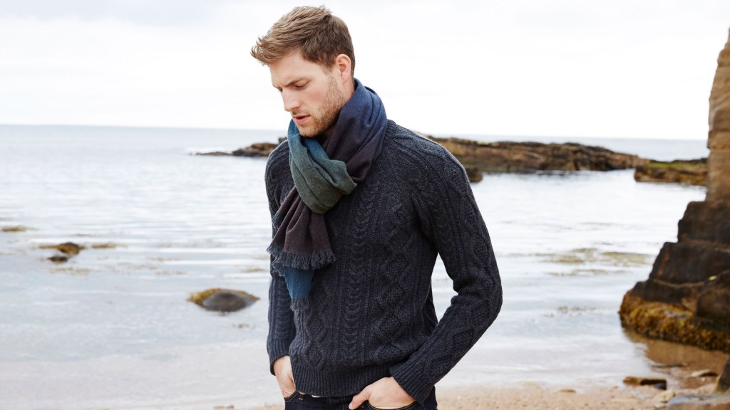 Winter Scarves from Begg & Co.