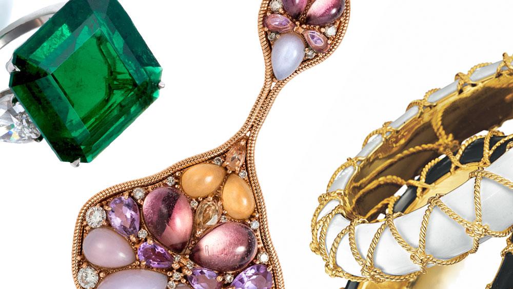 Bergdorf Goodman Jewelry Trends