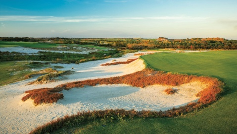 Black Course at Streamsong Resort