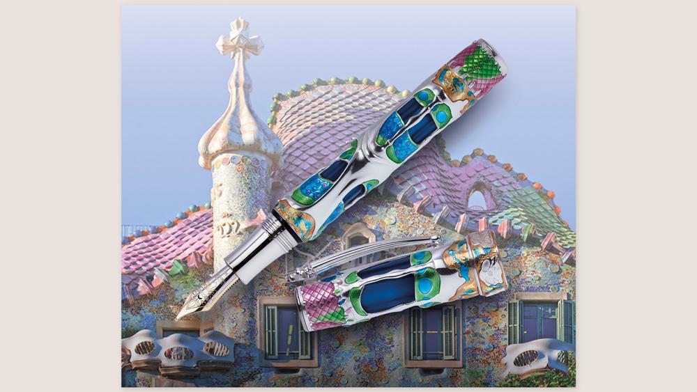 Visconti Casa Batlló Pen